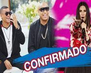Reggaeton Duo Gente de Zona Confirms Laura Pausini's Visit to Cuba