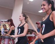 Havana will Party at the Rhythm of drums
