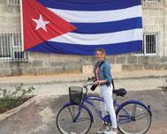 Heidi Hollinger Loves Havana!