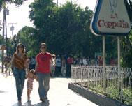 A Walk Up La Rampa
