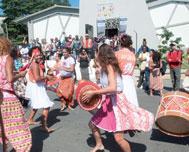 Fiesta del Tambor: a Celebration of Cuban soul