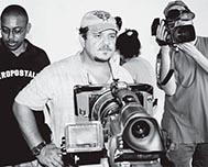 Alejandro Pérez, an Image Enthusiast