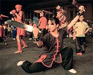 The Cuban Wushu School