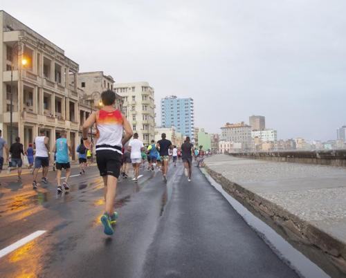 Over 1,000 Foreigners Confirmed for Marabana Marathon in Cuba