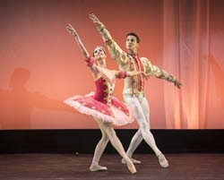Cuba's National Ballet shows new woman face in Don Quijote