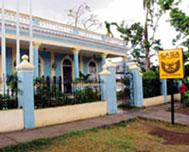 Caribbean House in Santiago de Cuba evokes prominent intellectuals