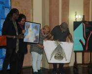 Collateral Prize giving Ceremony of Cinema Festival in Cuba
