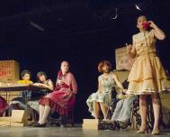 Canada's theater played the Cuban way