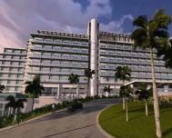 Cuba give priority to the building of the International hotel in Varadero