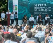 35 International Fair of Havana was started