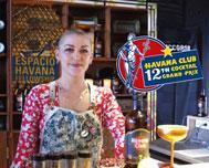 French Barmaid Wins Havana Club Grand Prix