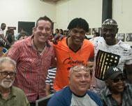 Bright Future for Cuban Percussion Assured