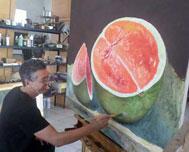 Cuban artist Arturo Montoto prepares a new exhibition of sculptures