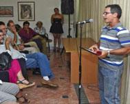 Cuban Rafael de Aguila wins Casa de las Americas's Literary Prize