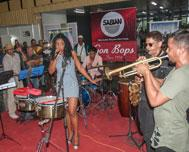Fiart to the rhythm of Cuban music