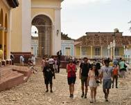 Tourism Minister Highlights 505 Years of Cuban Trinidad Village