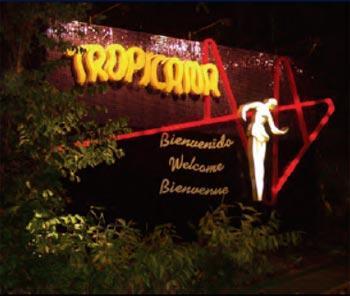 Tropicana A splendor of stars