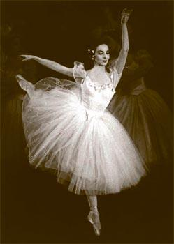 Alicia Alonso, Canada is always on my Mind