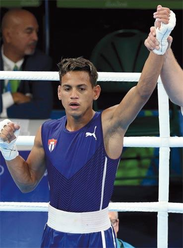 Cuba in Rio-2016 With Boxing as the Flagship Sport