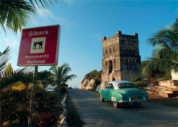 GIBARA, a Villa Blanca del Cine