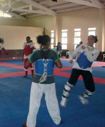 Canadian Tae Kwon Do Master in Cuba