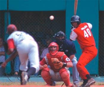 Cuban Baseball: Olympic-hearted
