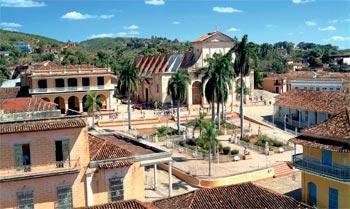 Cuba y sus ciudades legendarias