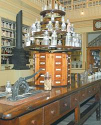 The French Pharmacy in Matanzas 126 Years Old