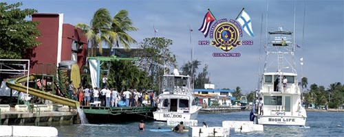 20th Anniversary of Hemingway International Yacht Club of Cuba