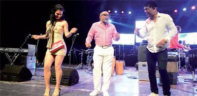 Fiesta del Tambor, A truly Cuban festival
