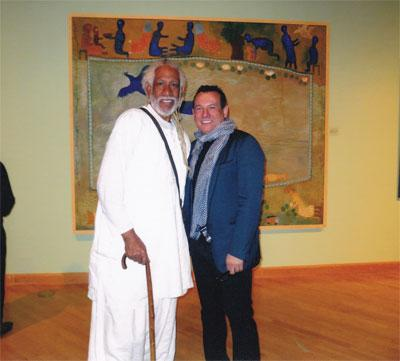 On Cuban Art in Panama, as told by Nivaldo Carbonell