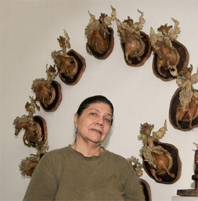 Isabel Santos: Wax made Poetic