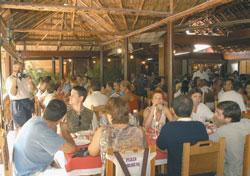 El Aljibe: A Rustic Restaurant in the Centre of Havana