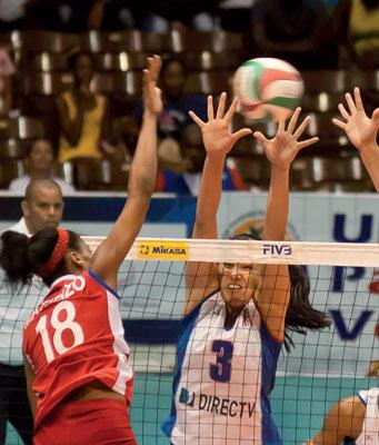 Volleyball: Cuban Women's Team Aims to Rise Again