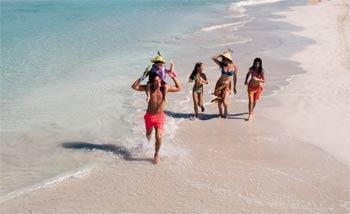 Las playas de Cuba