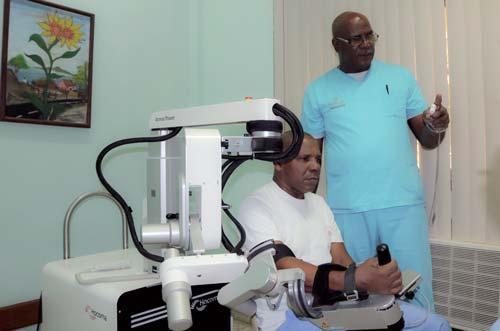 Robotics in Rehabilitation