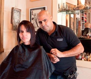 Proyecto Artecorte El sueño de un barbero