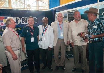 FIHAV 2015 Confianza en el futuro cubano