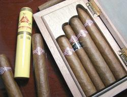 Cigar Auction Collects Half a Million Euros