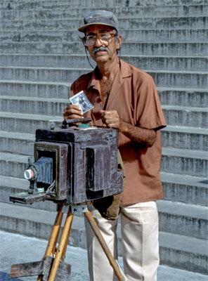 JULIO LARRAMENDI, passionate about image