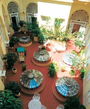 Hotel Plaza Celebrating A Centenarian