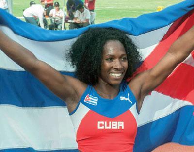 Mejores atletas del año 2017 en Cuba