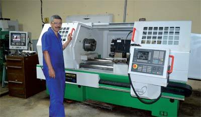 ESAE, LEADING COMPANY IN TOOL PRODUCTION