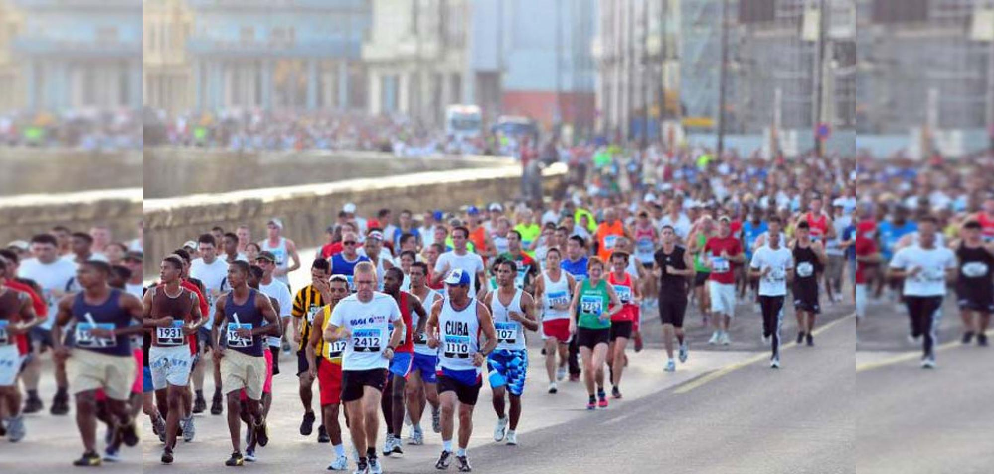 Cuban Marathon Marabana will Continue on World Sport Calendar 2019