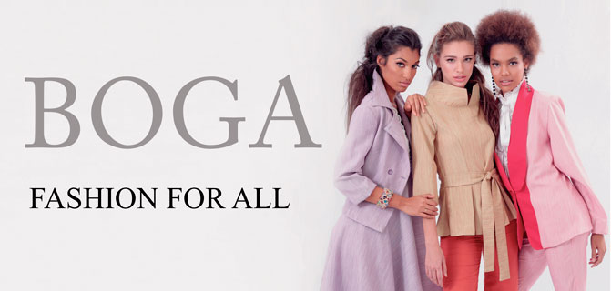 BOGA, Fashion for All