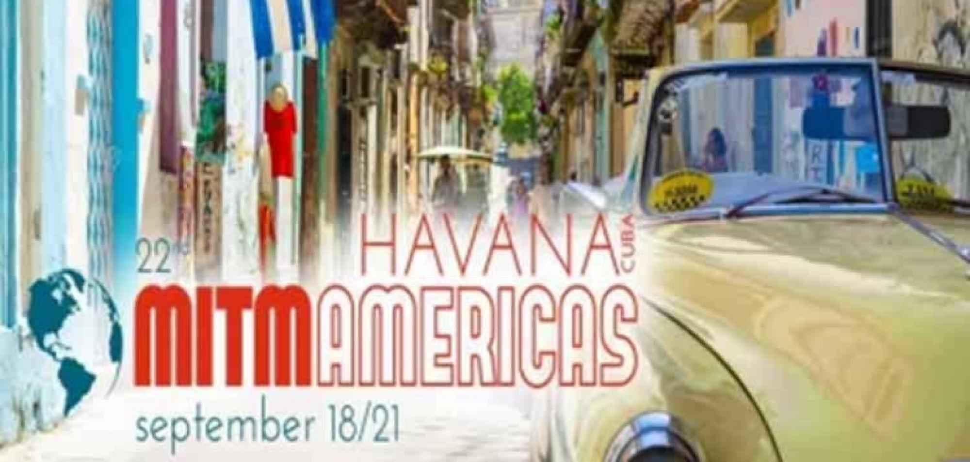 Incentives Tourism Event Opens in Havana