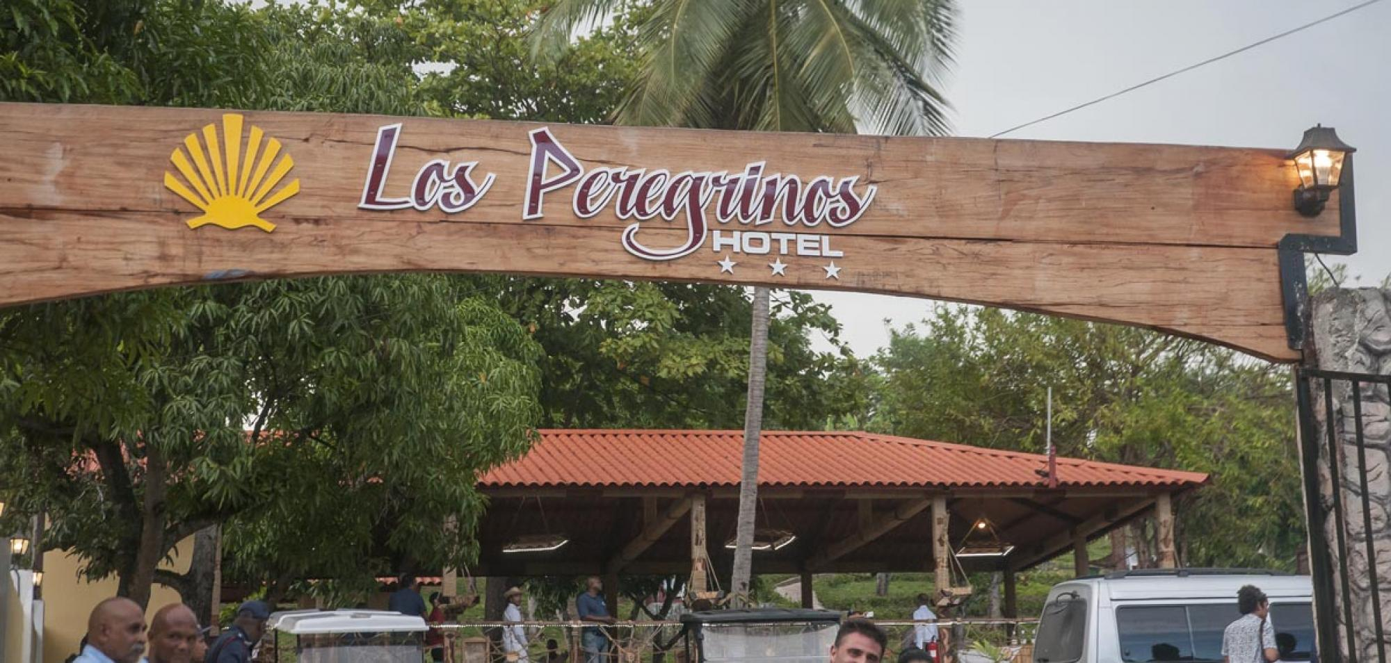 "Hotel ""Los Peregrinos"", Ideal to Rest"