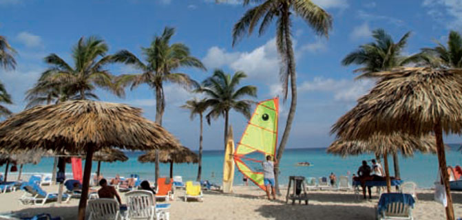 Cuba to Expand Beach Restoration Project