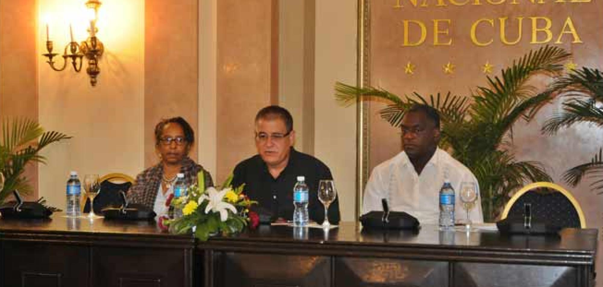 Cuban Agroforestry Institute Expand Cooperation with Latin America