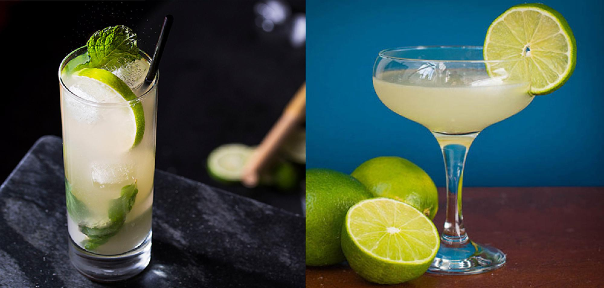 Two Cuban cocktails among the world's best sellers